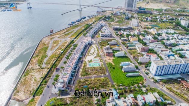 Đất - Nhà Bán Tại Trung Tâm TP Đà Nẵng, Ven Sông Hàn