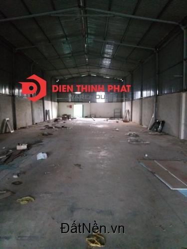 Cho thuê kho xưởng đường Liên Khu2 5 quận Bình Tân (300m_10x30) giá 26tr
