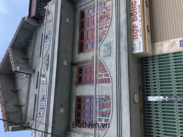 Cho thuê nhà riêng chính chủ, 3 tầng, 140m2/tầng, mặt tiền 5m, để được ô tô ở Hoài Đức, LH: 0988816994