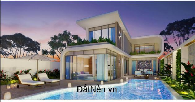 Fusion Hồ Tràm Strip CĐT VinaCapital Kế Casino Hồ Tràm Ra Mắt Biệt Thự Biển