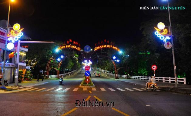 Bán 10x20 Đất Full Thổ Cư Trung Tâm Chợ Lộc Quảng - Bảo Lâm -  Bảo Lộc