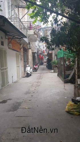 Bán nhà ngõ phố Minh Khai 50m, 3 tầng, sổ đỏ, 3,45 tỷ