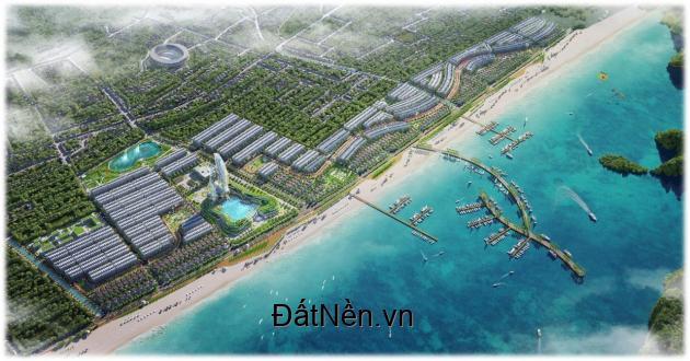 Bán đất nên view Vịnh Bái Tử Long chỉ từ 2 tỷ 8 / nền
