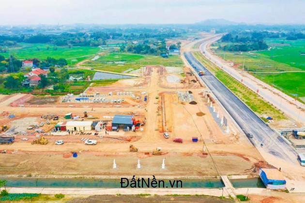 Đất nền SĐCC Vip nhất đô thị Bách Quang Sông Công, mặt đường 60m gần 5 KCN