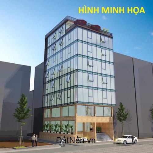 Cho thuê gấp tòa nhà văn phòng góc 2 mặt tiền quận 3 giá 257 triệu/tháng