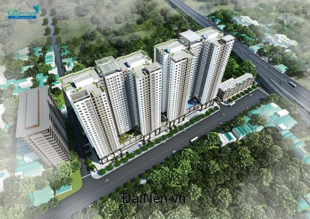 Tôi cần bán sớm căn 52m2 chung cư Phương Đông Green Park 2PN, 2WC. Giá: 1,3 tỷ