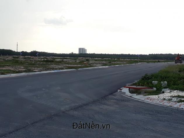 Bán đất nền dự án Mega city 2, cách cầu Cát Lái 15km giá đầu tư