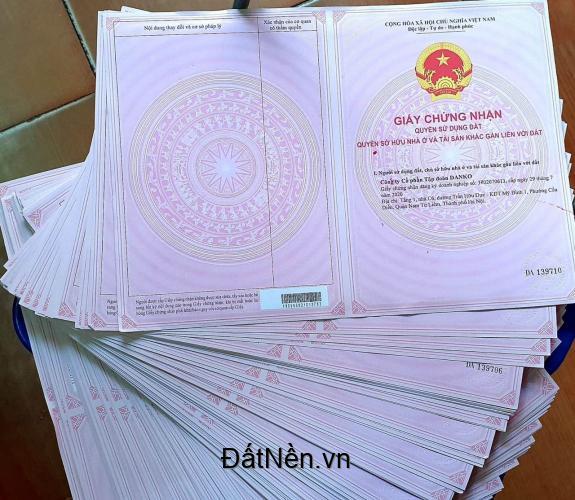 Sở hữu quảng trường lớn nhất Việt Nam tại khu đô thị Danko City, SĐCC. Liên hệ ngay: 03.6768.6322