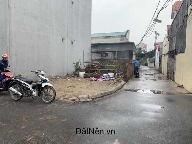 Chính chủ cần bán gấp lô góc 2 mặt tiền diện tích 60m2 cực đẹp tại Đào Xuyên, Đa Tốn, Gia Lâm Hà Nội.