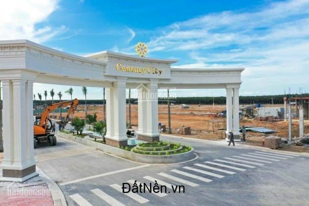 Chỉ với 550 triệu sở hữu ngay 120m2 đất nền trung tâm TP. Sân bay Long Thành