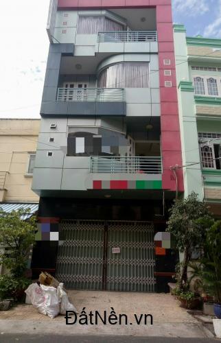 Cho thuê nhà 4 tấm 9 phòng wc riêng khu Tên Lửa