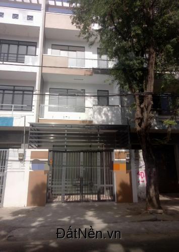 Cho thuê nhà mới đường 28 DT 5x20