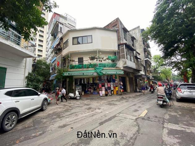 Bán căn góc Siêu Hot  mặt phố Châu Long Ba Đình,kinh doanh vô đối,MT rộng, vị trí Đắc Địa LH 0376557574