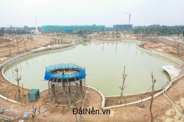 Liền kề view trực diện hồ Mắt Rồng long mạch trong khu đô thị Danko City Thái Nguyên, SĐCC. Liên hệ ngay: 03.6768.6322
