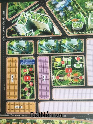 Khu đô thị Ân Phú tạo nên sức hút đối với nhiều nhà đầu tư