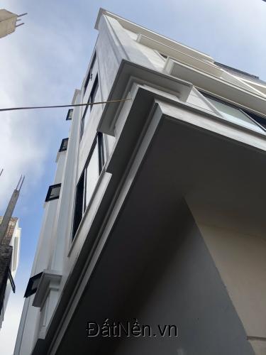 nhà 5 tầng tại Mỹ Đình sổ đỏ vuông vắn giao dịch nhanh chóng