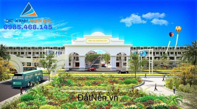 TIỀN HẢI CENTER CITY (TRÁI DIÊM 3)