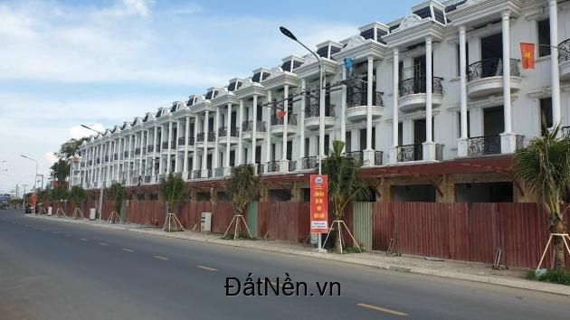 Royal Town , nhà liền kề ngay trung tâm Thành phố Dĩ An được ngân hàng hỗ trợ  70%