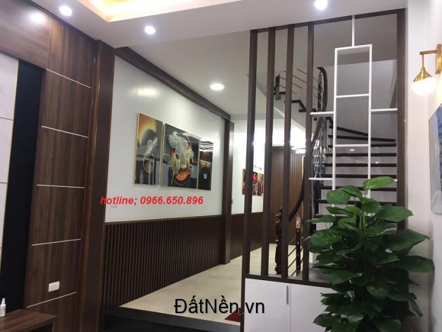 Bán nhà riêng tại ngõ 266 phố Đội Cấn Ba Đình,diện tích 45m2.
