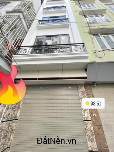 Siêu hot! Nhà mới Quan Hoa, lô góc,oto vào nhà,ngõ thông, kinh doanh, 53m2*5T.Giá chỉ 7tỷ6