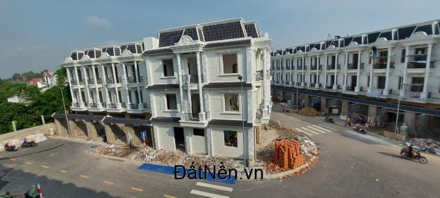 Mở bán nhà phố liền kề Royal Town theo phong cách Châu Âu chỉ từ 1,35 tỷ /căn, ngân hàng hỗ trợ 70%