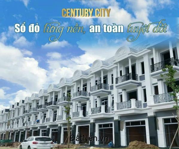 century city, tọa độ vàng liền kề sân bay Long Thành đã khởi công chỉ 1,8 tỷ