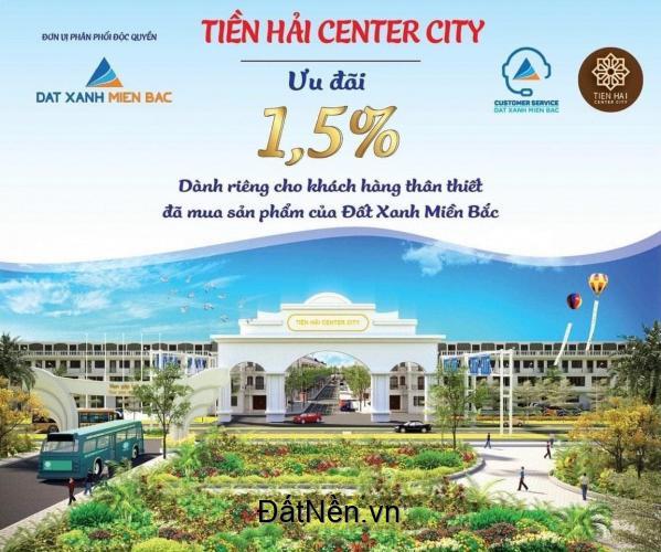 TIỀN HẢI CENTER CITY