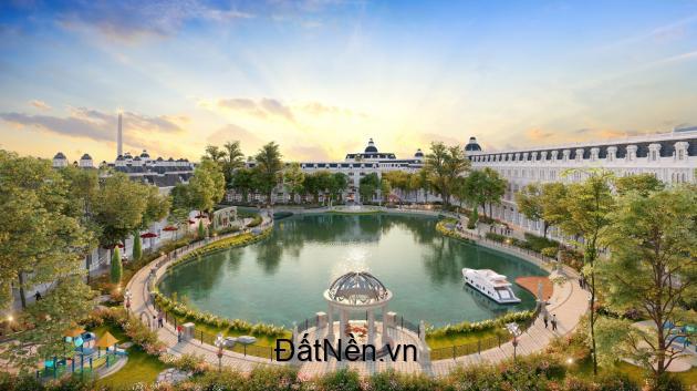Liền kề view trực diện hồ Mắt Rồng long mạch trong khu đô thị Danko City Thái Nguyên, SĐCC. Liên hệ ngay: 0988.262.049