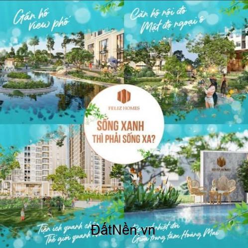 Feliz Homes - ReSort - Hoang Mai