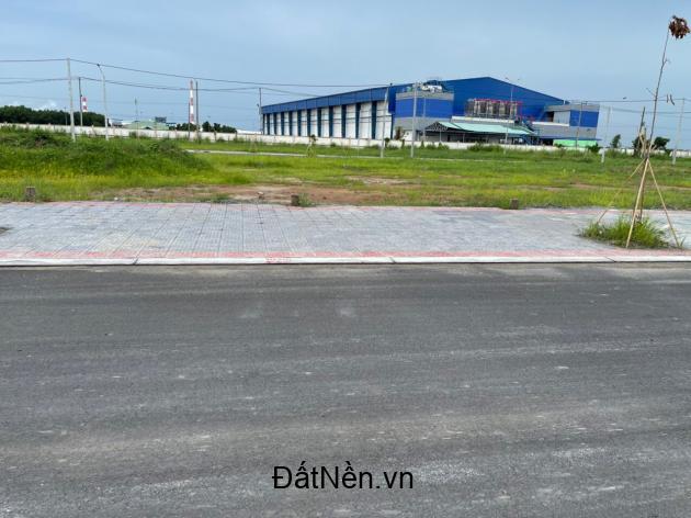 Bán 2 nền lock LK04 Khu thương mại Mái Dầm, lộ giới 26m, giá 375 triệu/nền