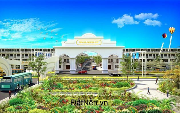Dự án Tiền Hải - Thái Bình - Tiền Hải Center City.