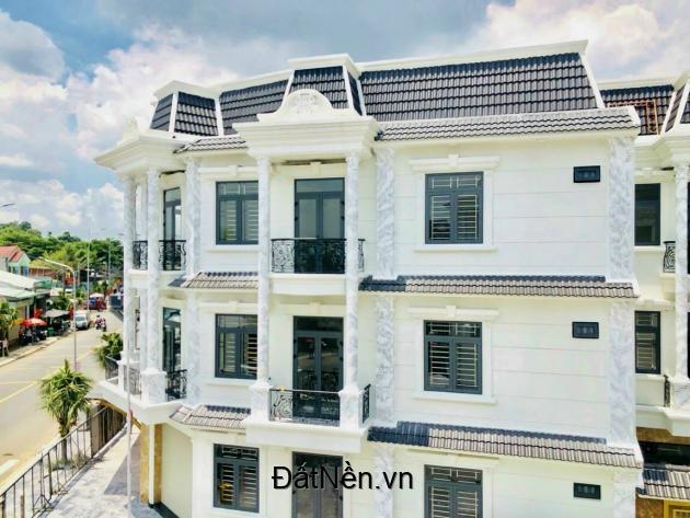 Chính thức mở bán 74 căn nhà liền kề Royal Town ngay trung tâm thành phố Dĩ An
