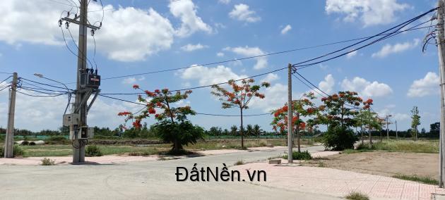 Đất  ra đi mùa dịch giá rẻ tại Thạnh Phú Bến Tre