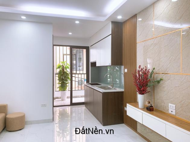 Chủ đầu tư bán CCMN ngõ 20 Hồ Tùng Mậu- ĐH Quốc Gia (siêu đẹp) 550tr/căn đủ nội thất, tách sổ hồng