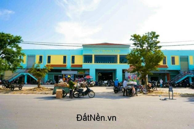 Tuyến phố thương mại lớn nhất thị xã Điện Bàn – Quảng Nam