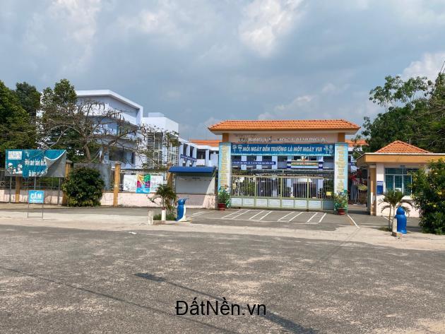 Đất Bàu Bàng làm kho xưởng, gần trung tâm thị trấn giá rẻ, SHR