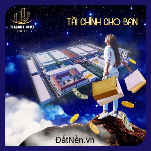 Ưu đãi giá cực sốc tại chợ mới Thạnh Phú