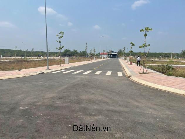 Bán đất sổ đỏ ngay khu đô thị New land Bàu Bàng giá cực sốc