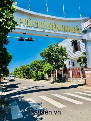 Khu phố chợ Điện Nam Bắc