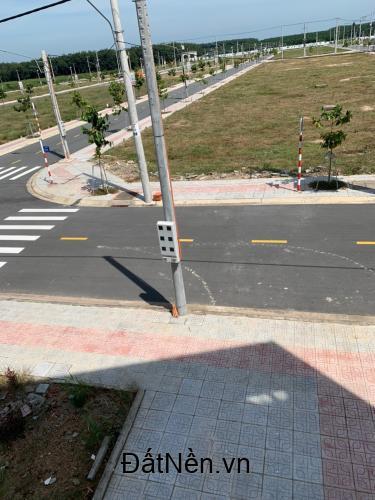 Đất nền dự án. Cơ sở hạ tầng hoàn thiện, tiện ích xung quanh đầy đủ, sổ hồng sẵn.
