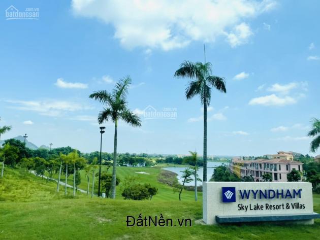 Booking đợt 1 Wyndham Sky Lake Hà Nội . Bàn giao full nội thất , giá chỉ 10 tỷ