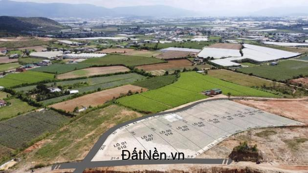 Bán đất tại xã Ka Đơn - huyện Đơn Dương - tỉnh Lâm Đồng, sổ riêng giá 450 triệu