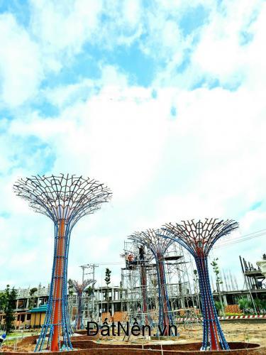 Đất vàng sân bay Long Thành, sổ hồng thổ cư ngân hàng cho vay 70%