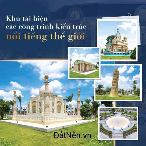 Century city, khu đô thị sân bay Long Thành với nhiều kỳ quan kiến trúc thế giới