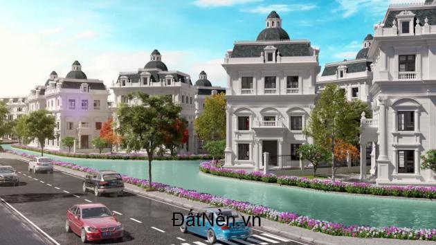 Toàn bộ bảng giá nhà đất Danko City Thái Nguyên