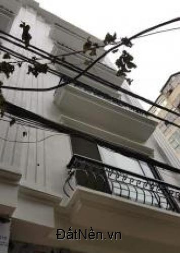 Bán nhà Định Công, quận Hoàng Mai, xe ba gác tránh, 4 tầng 35m2.