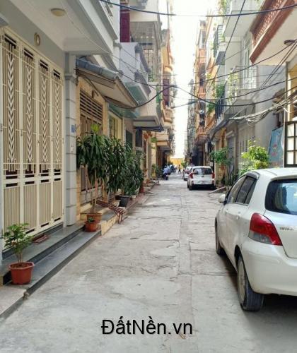 Cần bán nhà quận Hoàng Mai, 5 tầng, 40m2, Ô TÔ ĐỖ, KINH DOANH.