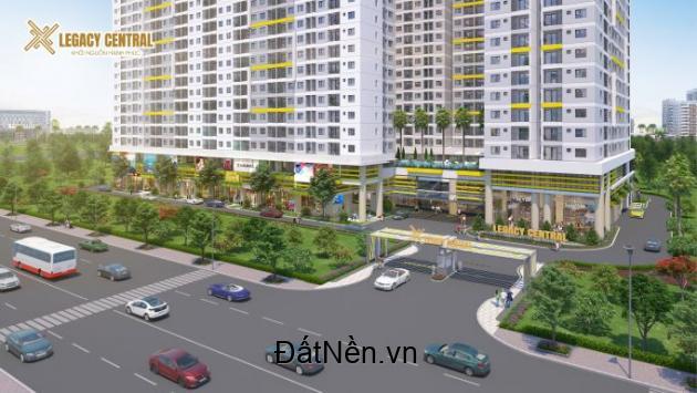 Legacy Central, căn hộ đáng sống giữa trung tâm thành phố Thuận An