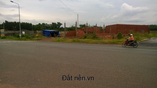 Cần bán gấp đất sổ đỏ mặt tiền đường 32m gần Quốc Lộ 51 xã Long Đức, Long Thành - 0905087588
