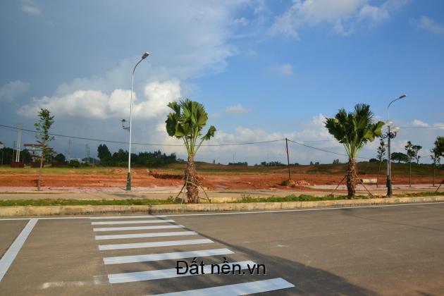 Đất nền khởi sắc - sổ đỏ giao ngay trong quý IV tại khu đô thị Nam Vĩnh Yên